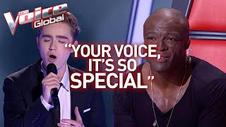 How this singer who stutters won The Voice   Winner