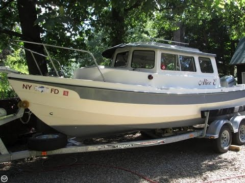 UNAVAILABLE Used 2004 C Dory 22 Cruiser in Fredonia New York