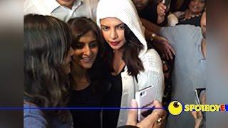 Priyanka Chopra RETURNS back to India | SpotboyE News
