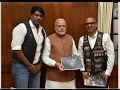 HON.NARENDRA MODIJI WISHES FOR THE WORLD RIDE