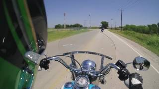 Harley Davidson Heritage Softail Classic Demo