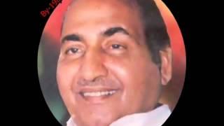 Mohammad Rafi   Parwar Digare Aalam Tera Hi Hai Sahara