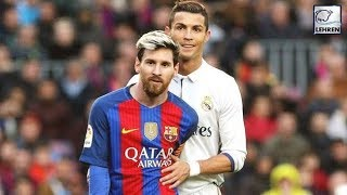 Cristiano Ronaldo Falls Behind Lionel Messi On Forbes Rich List
