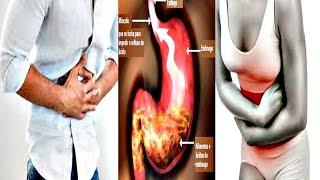 Dor na boca do estômago  qual a causa?