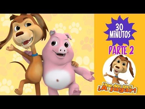 Enganchados Capítulos ¡Uno dos tres a jugar Parte2 Con el perro Chocolo