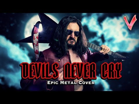 Xxx Mp4 Devil May Cry 3 Devils Never Cry EPIC METAL COVER Little V 3gp Sex