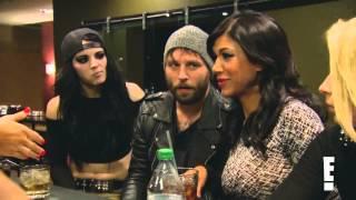 Nattie Kicks Rosa's Ass in a Bar - Total Divas Bonus Clip