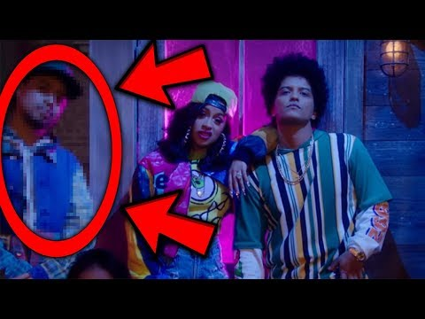Download 10 THINGS YOU MISSED IN Bruno Mars - Finesse (Remix) [Feat. Cardi B] [Official Video]
