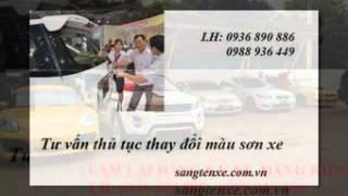 Dịch vụ Sang tên xe chính chủ tại Hà Nội