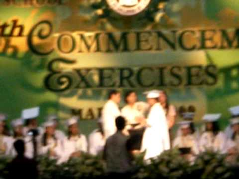 Gr. 6 - Prolific Boys DLA-Molino GrSchool 13th Commencement Exercises