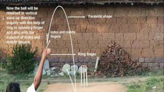 How to bowl a flipper - type one ( Leg spin bowling ) - By Rushi