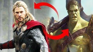 Se Filtra la Historia de Thor Ragnarok - ¿Martillo Destruido? -Hulk