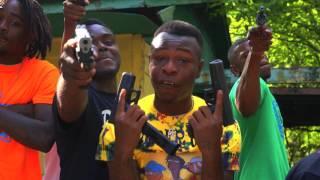 Lady Drop x Teflon Mark - Run Up On Me (MUSIC VIDEO)