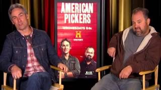 HILARIOUS! American Pickers 2014 Full Episodes Interview!