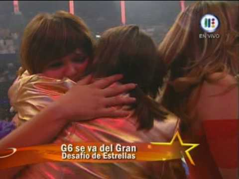 G6 EXPULSION EL GRAN DESAFIO DE ESTRELLAS