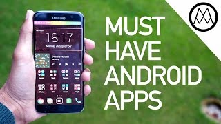 Top 10 Best Android Apps you MUST GET!