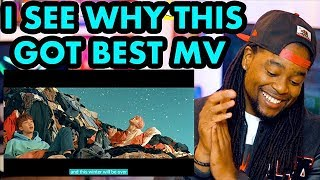 BTS | Spring Day Official MV | I SEE WHY THIS WON BEST MV @ MAMA | REACTION!!!