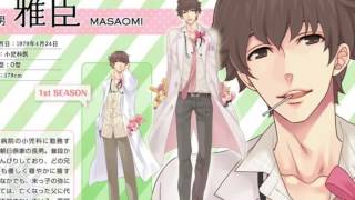 Brothers conflict Season2---Characters Design