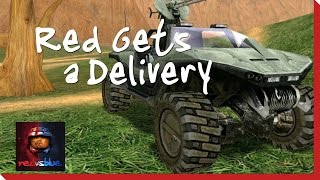 Season 1, Episode 2 - Red Gets a Delivery | Red vs. Blue