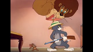 Tom and Jerry, 50 Episode - Jerry and the Lion (1950)