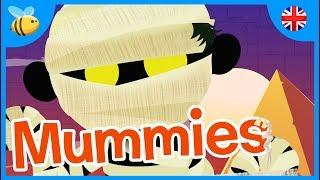 Ancient Egypt: Mummies | Kids Videos