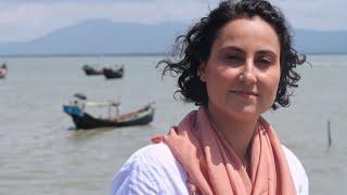 """يوميات موفدة فرانس24 إلى بنغلادش: بورما أمامك.. و""""الناف"""" بلا مهاجرين!"""