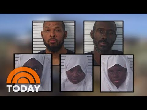 Xxx Mp4 5 Adults Involved In New Mexico Compound Face Expected To Face Child Abuse Charges TODAY 3gp Sex