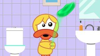 Lave suas mãos  + 15 Minutos de musica infantil educativa com Os Amiguinhos