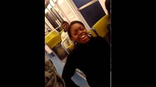 [LIVE] REAL TOUCH & GDJ CHOIR dans le métro à Paris