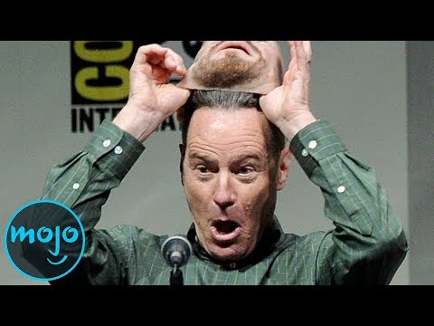 Top 10 Comic Con Surprises of All Time