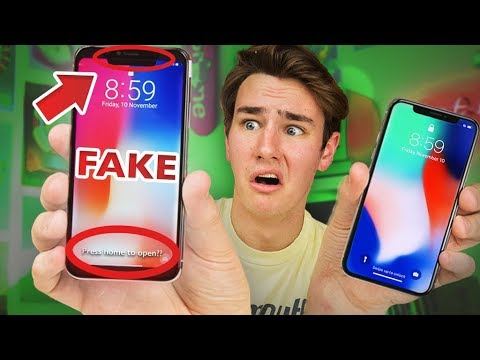 Xxx Mp4 125 Fake IPhone X How Bad Is It 3gp Sex