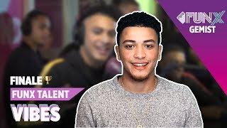 Romeo Donk - Niet Van Hier | FINALE | FunX Talent Vibes x Architrackz