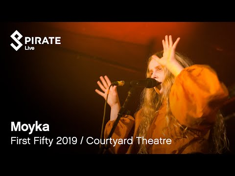 Moyka When First Fifty 2019 Courtyard Theatre
