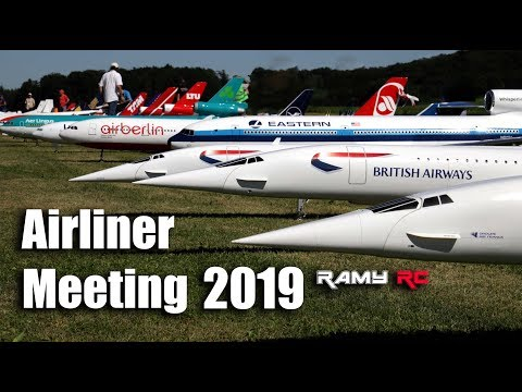 AIRLINER MEETING 2019 BY RAMY RC