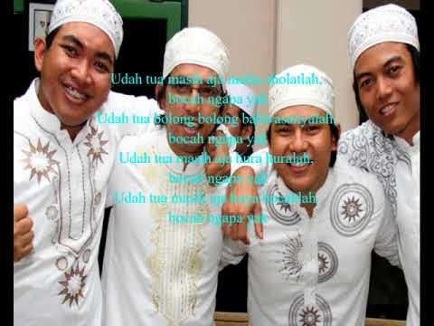 Wali - Bocah Ngapa Yak (Lirik)