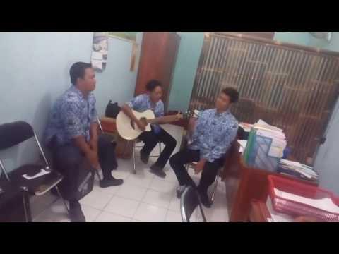 Ungu Kekasih Gelap Cover The Guru Akustik Smk N 1 Sayung Demak