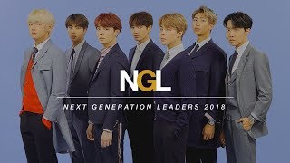 BTS for TIME Magazine -  [ NEXT GENERATION LEADERS ] | BTS x TIME