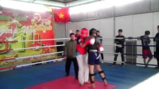 Taekwondo vs Boxeo