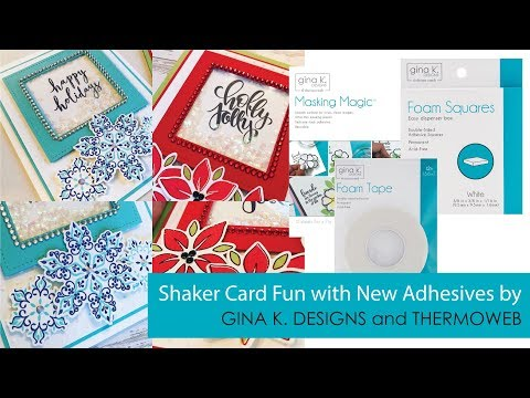 Xxx Mp4 Shaker Card Fun With New Adhesive Products 3gp Sex