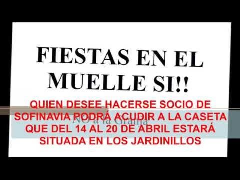 FIESTAS 2014 EN EL MUELLE.