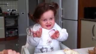 Bebek Nil çay istiyor !  Evcilik TV