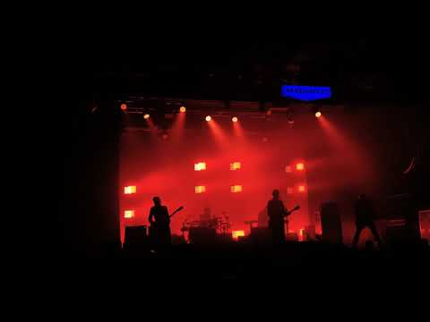Interpol - Say Hello To The Angels Live at Razzmatazz, 8 September 2017