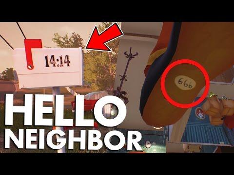 Xxx Mp4 The Neighbor Is The DEVIL 14 14 SECRET Bible Message Hello Neighbor 3gp Sex