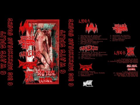 6 Big Mexxxican Cocks - Split Tape (Side B)