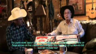Don Kay Reynolds interview about the Red Ryder and Little Beaver from western movies