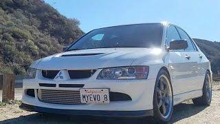650 WHP Mitsubishi Evolution VIII - One Take