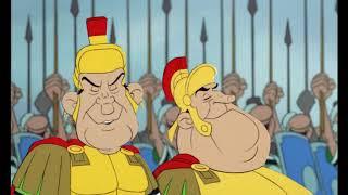 Asterix bei den Briten [HD]
