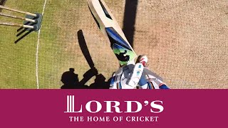 GoPro batting - Adam Gilchrist in the nets with Warne & Pietersen at Lord's | Access All Areas
