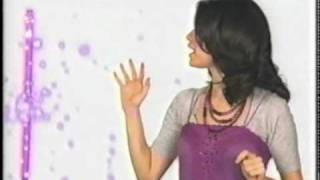Selena Gomez (NEW!!!!!) - Disney Channel Logo