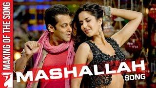 Making Of The Song - Mashallah | Part 1 | Ek Tha Tiger | Salman Khan | Katrina Kaif